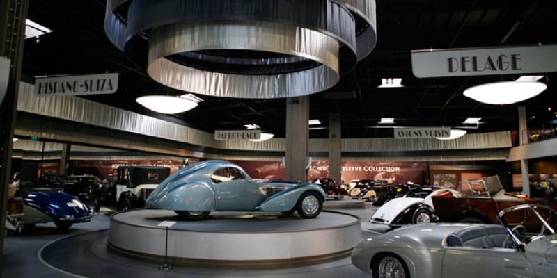 2 Warisan Budaya Perancis akan Meriahkan Pameran di Mullin Automotive Museum