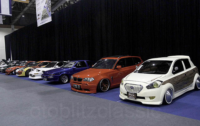 'NMAA Top 30 Modified Cars' Hadir di AutoPro Indonesia