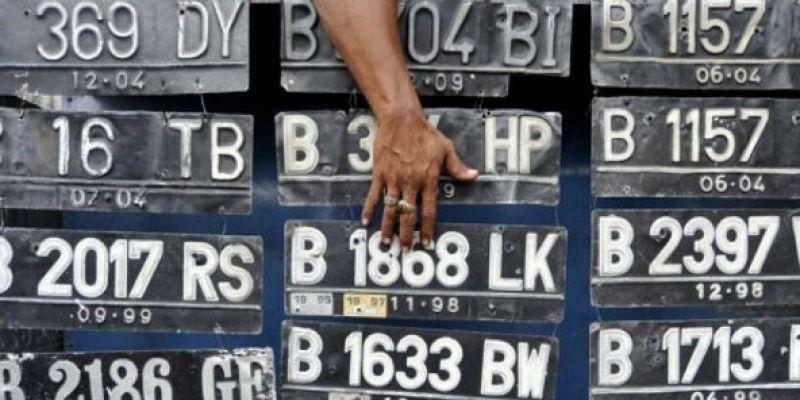 Kepolisan Belum Mulai Tilang Pelanggar Ganjil-Genap Motor