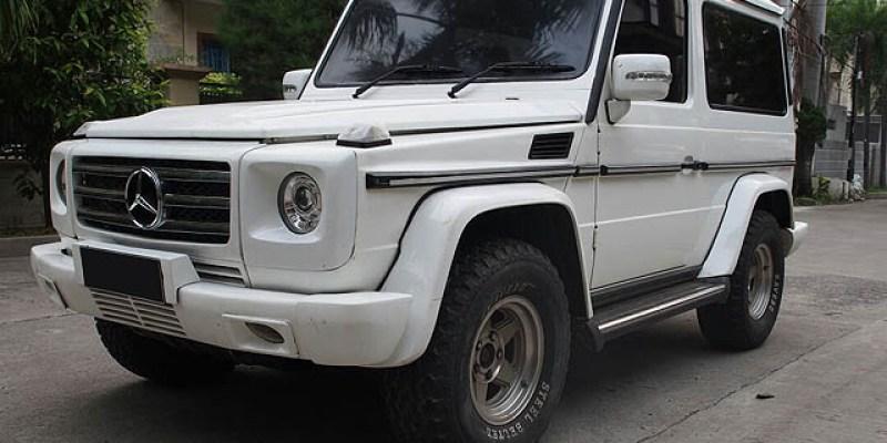 Restorasi Mercedes-Benz 280GE 1985 (Part 1)