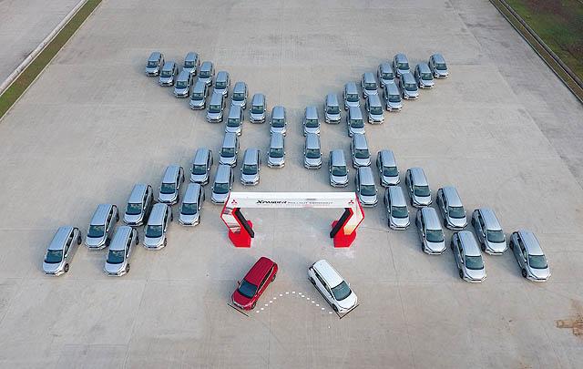 Mitsubishi Xpander, 'Small Crossover' MPV dengan Kenyamanan SUV