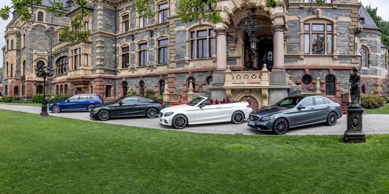 Mercedes-Benz C-Class Dipersegar Biar Tetap Laris