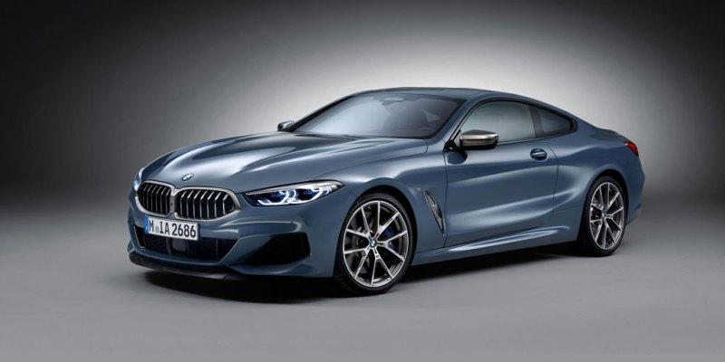 BMW 8 Series Coupe Mulai dari Rp 1,4 Miliar