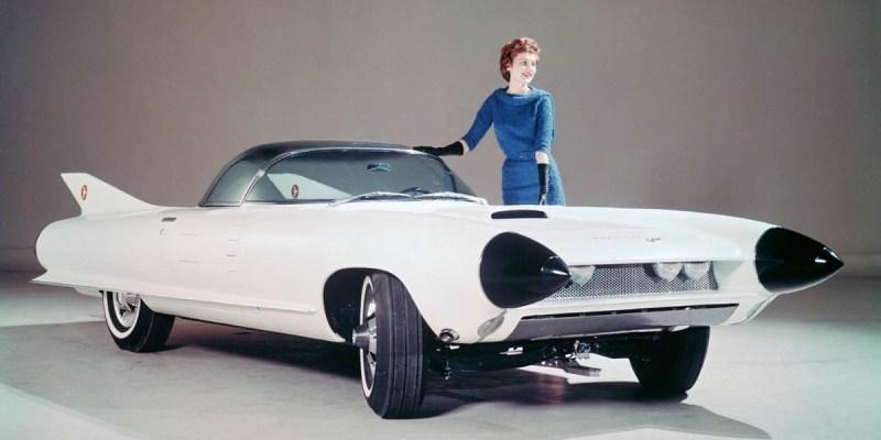 Konsep Retro Unik Cadillac Cyclone 1959