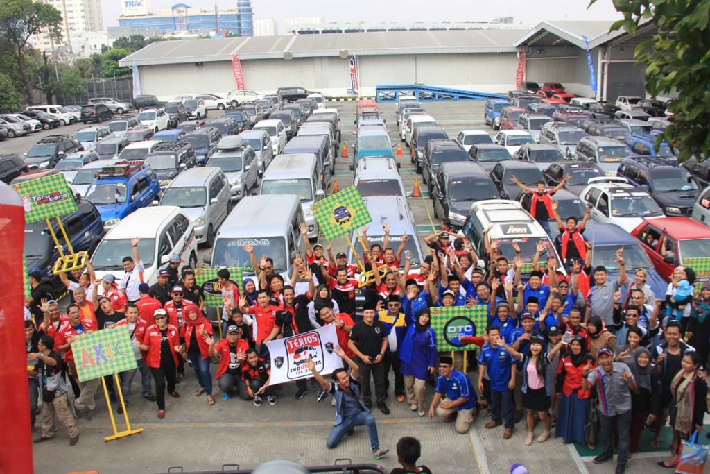Astra Daihatsu Motor Ajak Mudik Lebaran 14 Komunitas
