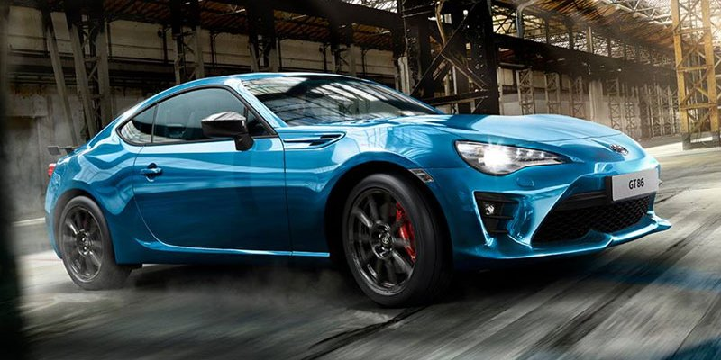 Toyota GT86 Club Series Blue Edition, Jelas Menggoda!