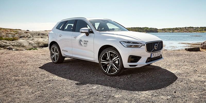 Target Volvo Tahun 2025 Pakai Plastik Bekas