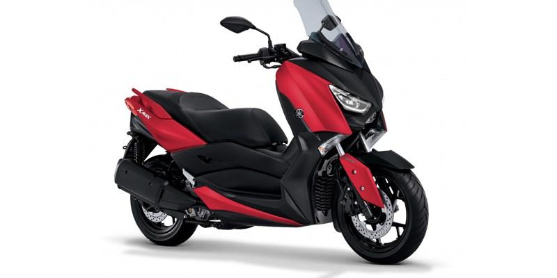 Empat Warna Baru Yamaha XMAX ini Bikin Kesengsem