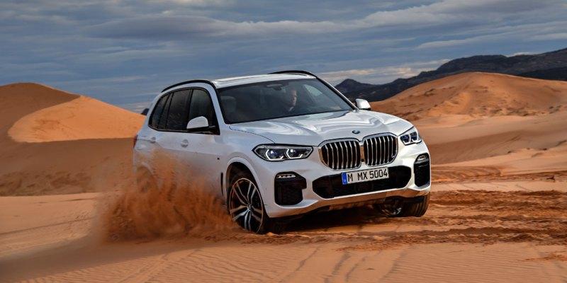 BMW X5 Generasi ke-4 Lebih Mapan