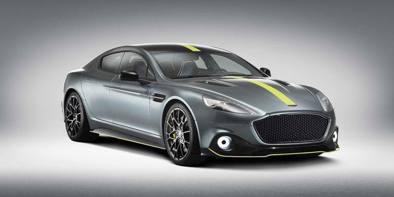 Aston Martin Rapide AMR, Hanya 210 Unit!