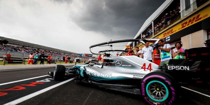 Hamilton Waspadai Hujan dan Ban Ferrari di F1 Perancis 2018
