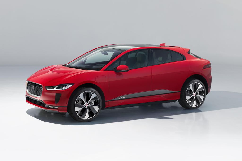 Pakai Jaguar I-Pace, Komitmen Andy Murray Terhadap Bumi