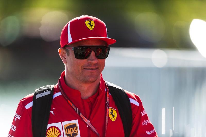 Kimi Raikkonen Percaya Diri Hadapi F1 Perancis 2018