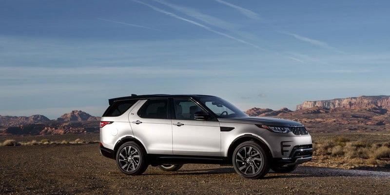 Land Rover Discovery Punya Mesin Baru dan Kian Aman