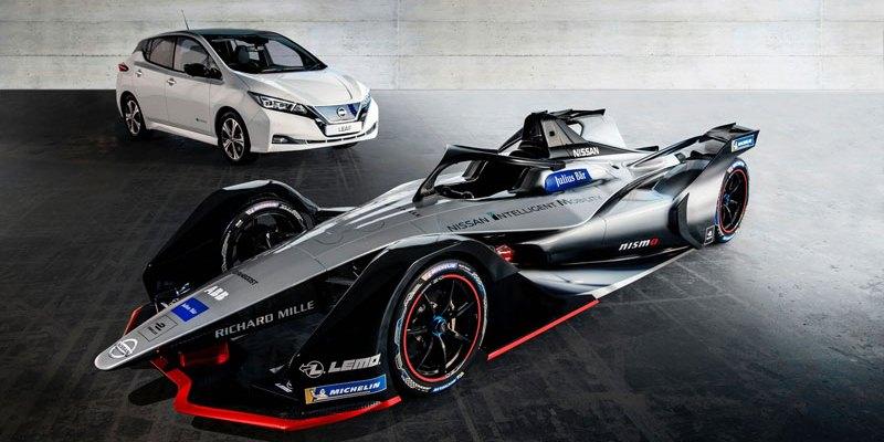Nissan Sudah Siap Libas 12 Seri Formula E Championship