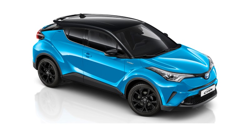 Toyota C-HR Design, Semakin Lengkap Fiturnya