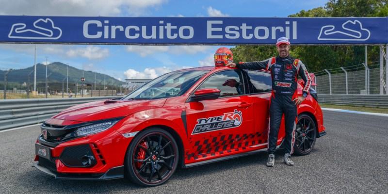 Honda Civic Type R Rajai Lagi Estoril