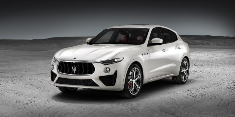 Maserati Levante GTS, Pakai Mesin Racikan Ferrari