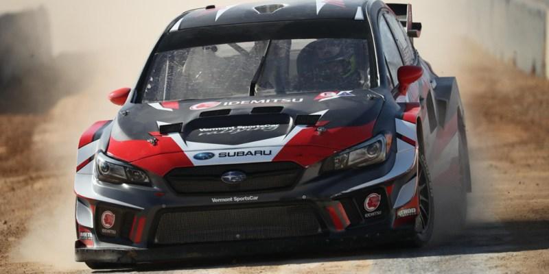 WRX STI Rallycross 2018 Ikut Ketegangan Nitro Circus