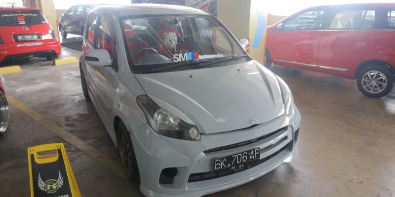 Kontes Modifikasi Daihatsu di Kota Medan