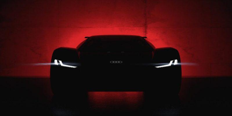 Audi PB18 e-tron, Sudah Gatel!