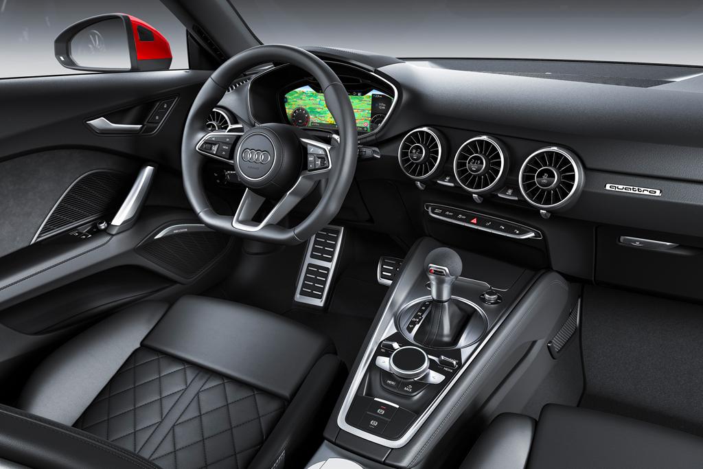 Audi TT Lakukan Ubahan Tepat di Perayaan 20 Tahun