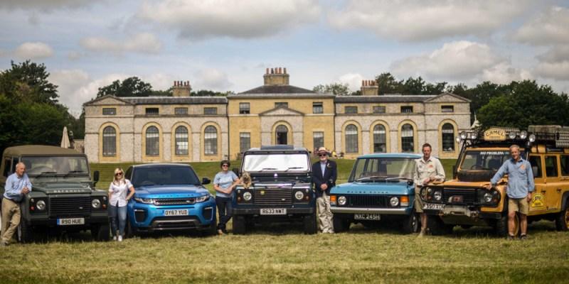 Perayaan 70 Tahun Land Rover di Goodwood