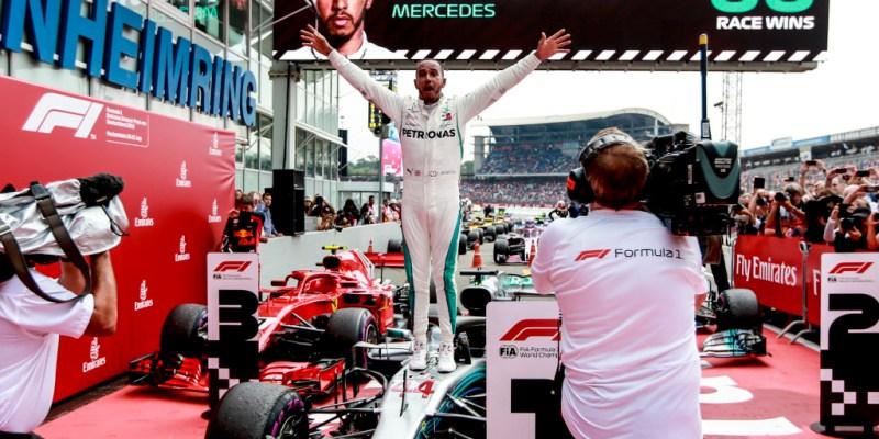 Keajaiban Lewis Hamilton di F1 Jerman 2018
