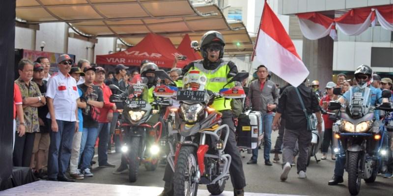 Viar Vortex 250 akan Libas Jakarta-Himalaya