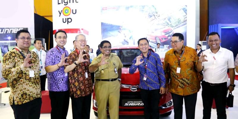 Produk Andalan Daihatsu di GIIAS Makassar Auto Show