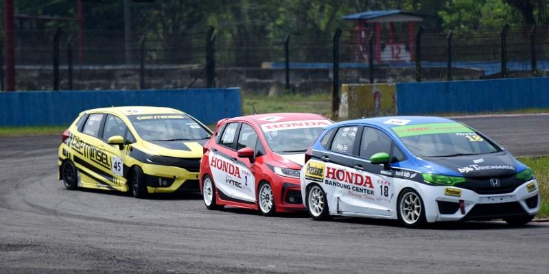 Honda Siapkan Pembalapnya untuk Musim Balap Tahun Depan