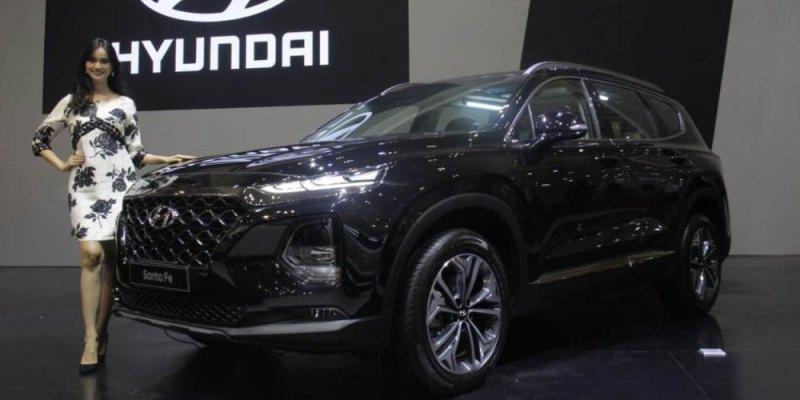 Fitur Berlimpah Bikin Hyundai Santa Fe 2018 Semakin Fit