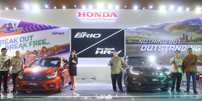 All New Honda Brio Sapa Anak Muda Makassar