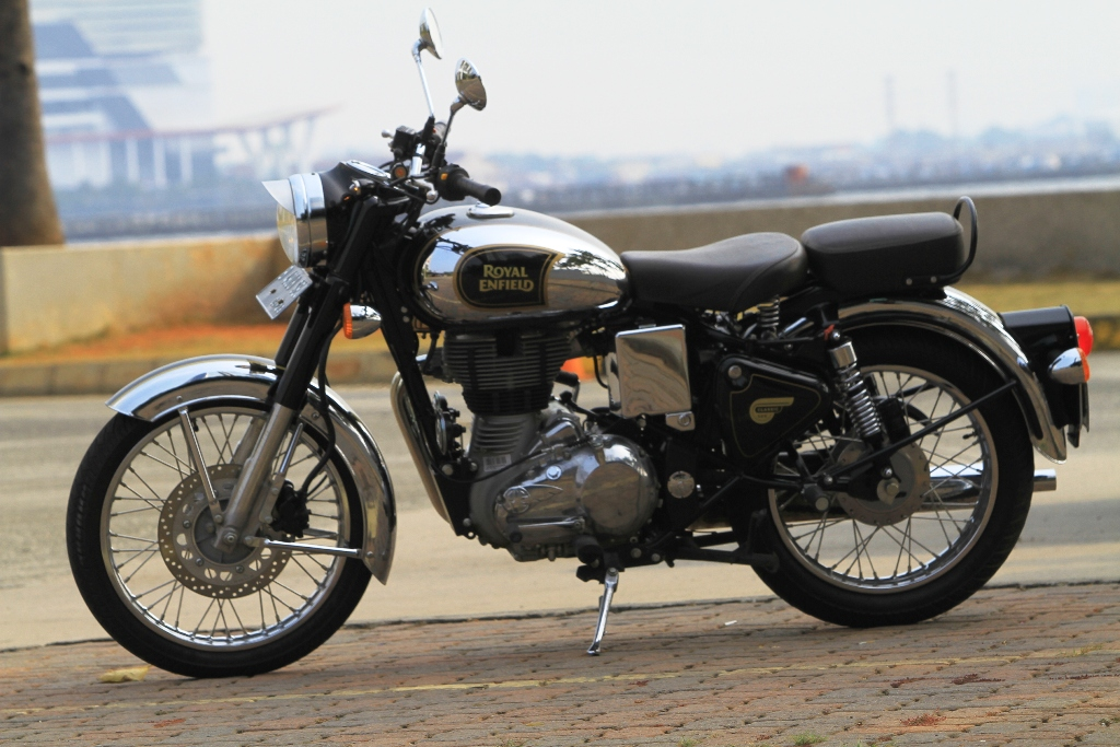 Test Ride Royal Enfield Classic 500, Tak Ketinggalan Jaman!
