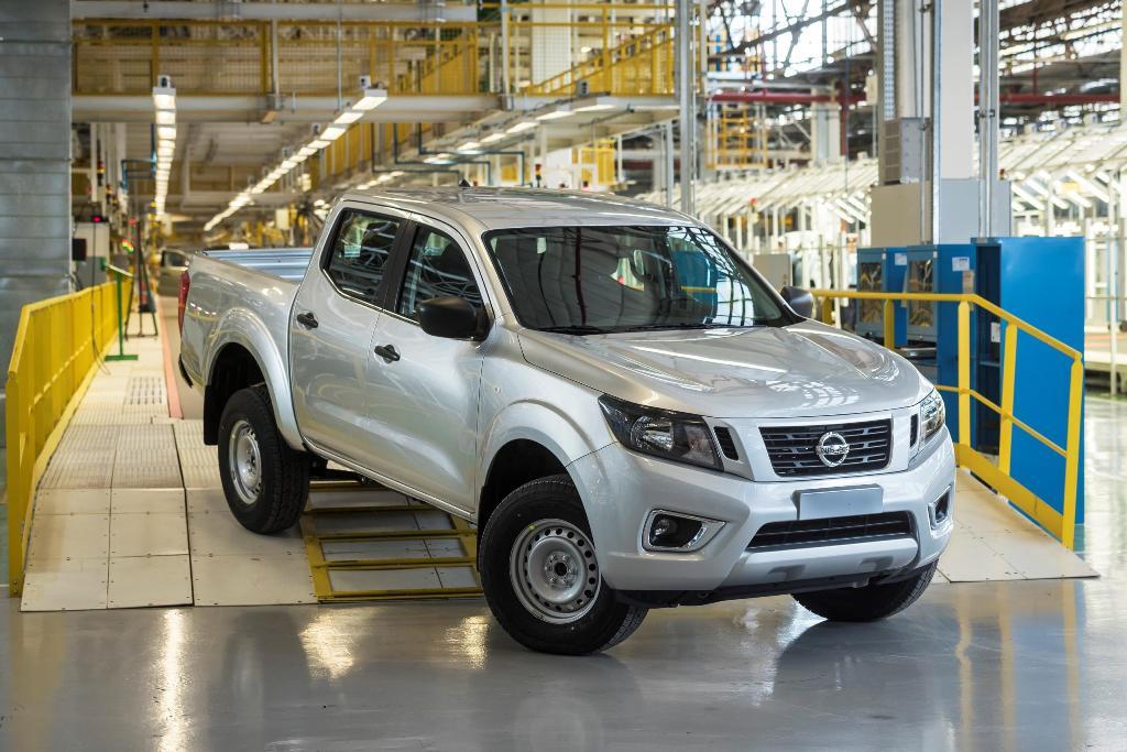 Nissan Navara Digeber Jadi Produk Global