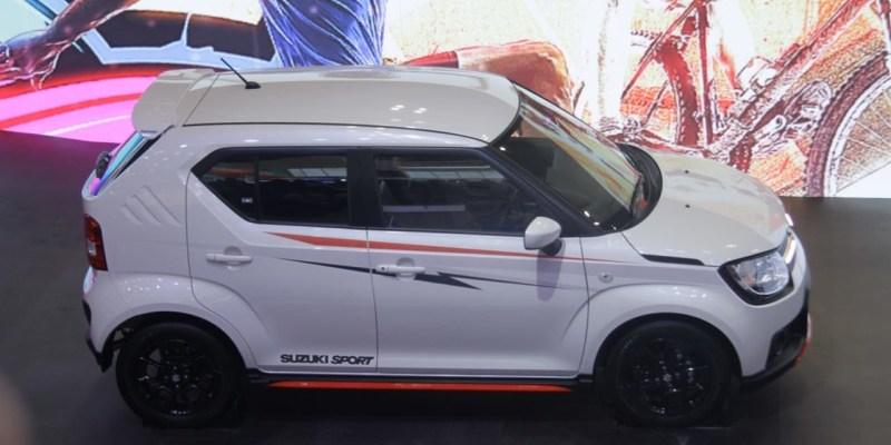 Nuansa Sporty Suzuki di GIIAS 2018