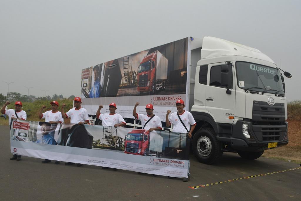 Ini Cara UD Trucks Bikin Supir Terampil