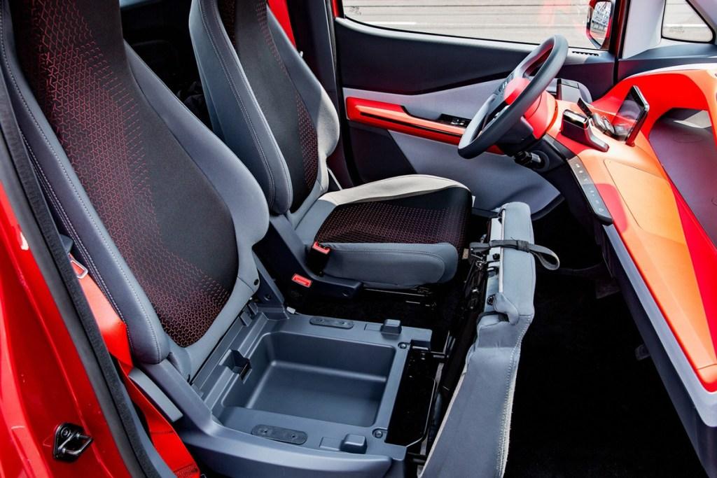 Baojun E200, Mobil Listrik Dengan Desain Minimalis