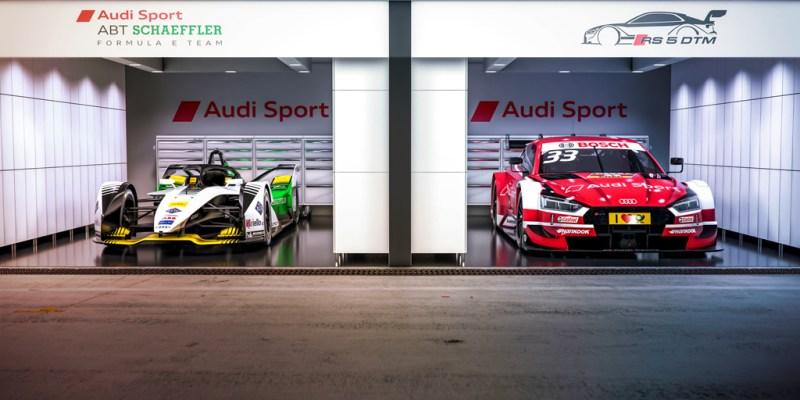 Komitmen Audi Tak Tinggalkan DTM