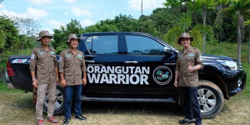 Bridgestone ECOPIA Ikut Kontribusi Lingkungan Kalimantan