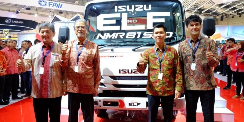 Isuzu Indonesia Sukses di GIIAS 2018, Kenapa?