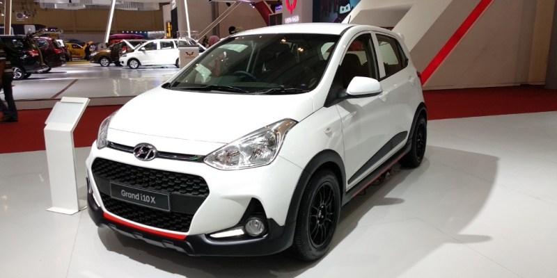 Hyundai Grand i10X, Bikin Gemes!