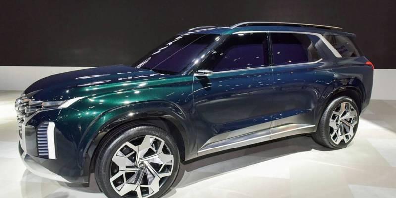 Hyundai Persiapkan Lawan Sepadan Land Cruiser