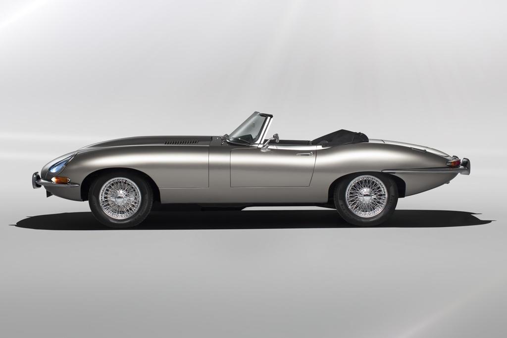 Jaguar E-Type Zero Bisa Dimiliki, Harganya?