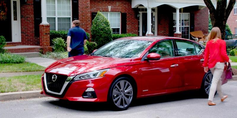 Nissan Punya Fitur Penting Buat Ibu-Ibu