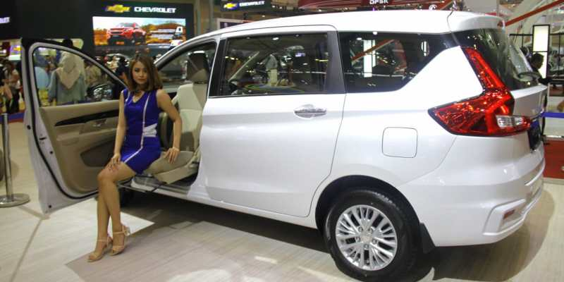 Suzuki Ertiga Support Concept, Mencoba Ramah Pada Disabilitas