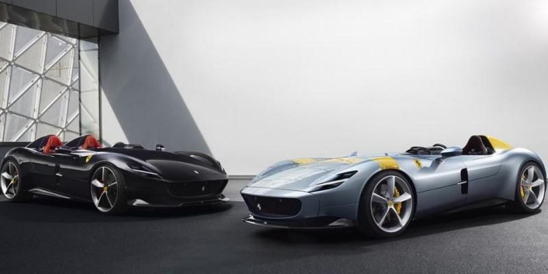 Ferrari Monza SP1 dan SP2, Ajak Balapan Jalan Raya