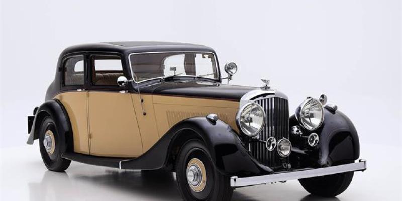 Derby Bentley 1938 Ini Dijual Rp 1 Miliar