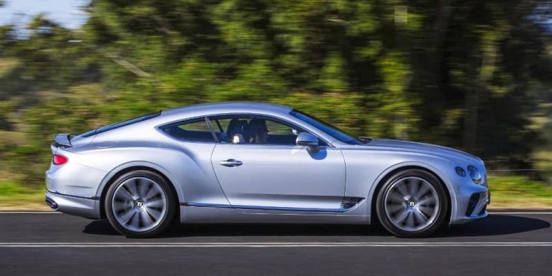Bentley Continental GT Sudah Tiba Buat Konsumen