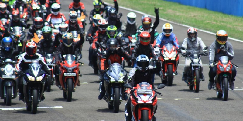 Indonesia CBR Race Day, Ramaikan Sirkuit Sentul